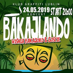 """Hip Hop / Reggae: Wiśnia Bakajoko """"BAKAJLANDO"""""""
