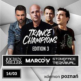 Muzyka klubowa: Trance Champions Edition 3 // X-Demon Poznań