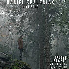 Koncerty: DANIEL SPALENIAK - Dreamers Tour II