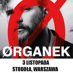 Koncerty: Organek