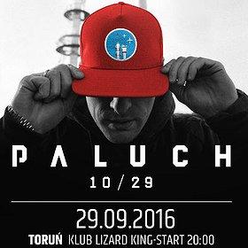Koncerty: Paluch - Toruń, klub Lizard King