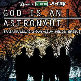 Koncerty: God is An Astronaut