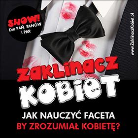Stand-up: Zaklinacz Kobiet - Gdańsk
