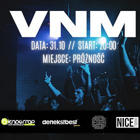 Hip Hop / Reggae: VNM / Poznań - koncert odwołany