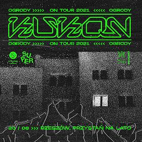 Hip Hop / Reggae : Kukon: Ogrody on Tour | Rzeszów