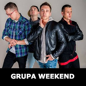 Koncerty: Grupa Weekend