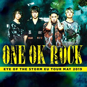 Concerts: ONE OK ROCK