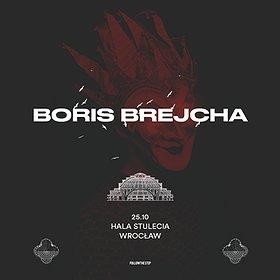 Imprezy: Hala Stulecia: Boris Brejcha