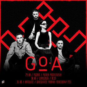 Muzyka klubowa: GO_A | Warszawa