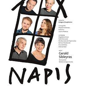 Teatry: Napis