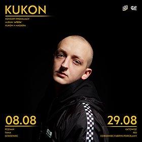 Hip Hop / Reggae : KUKON | P23, Dziedziniec Fabryki Porcelany | Katowice