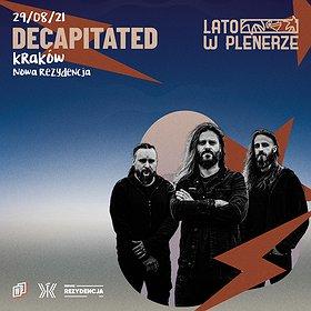 Hard Rock / Metal : Lato w Plenerze | Decapitated | Kraków