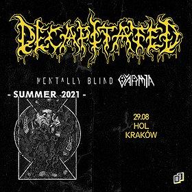 Hard Rock / Metal: Decapitated   Kraków