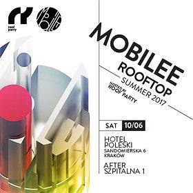 Imprezy: Mobilee Rooftop Kraków