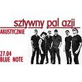 Pop / Rock: Sztywny Pal Azji AKUSTYCZNIE, Poznań