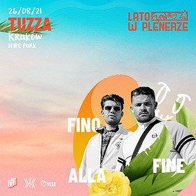 Hip Hop / Reggae: Lato w Plenerze   TUZZA Globale   Kraków