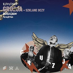 Hard Rock / Metal: Gruzja + Szklane Oczy | Wrocław