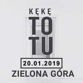 "Concerts: KęKę ""To Tu"" - Zielona Góra"