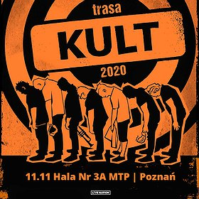 Pop / Rock: KULT | Poznań