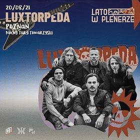 Pop / Rock: Lato w Plenerze | Luxtorpeda | Poznań