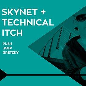 Imprezy: DRUMY#3 - SKYNET + TECHNICAL ITCH