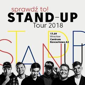 Stand-up: Sprawdź to! Stand-up Tour 2018 - Wrocław