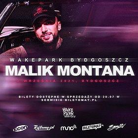 Hip Hop / Reggae: Malik Montana   Bydgoszcz