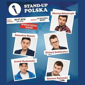 : Stand-up Polska w Sopocie