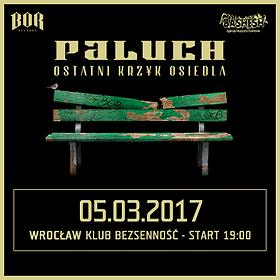 Koncerty: Paluch, Wrocław