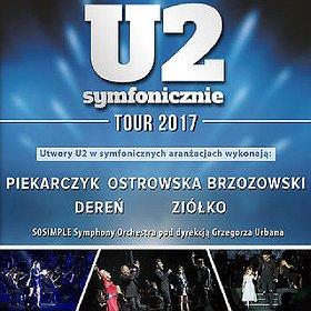 Koncerty: U2 Symfonicznie - Poznań - ZMIANA DATY KONCERTU
