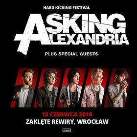 Concerts: Asking Alexandria