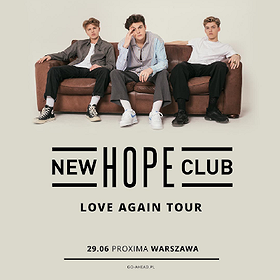 Concerts: New Hope Club