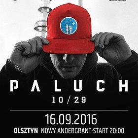 Koncerty: Paluch - Olsztyn, Klub Nowy Andergrant