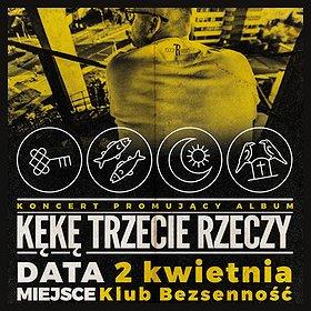 Koncerty: Kękę, Wrocław