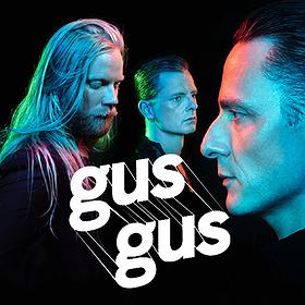 Koncerty: GusGus