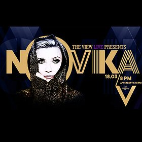 Koncerty: The View Live - Novika