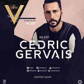 Imprezy: Cedric Gervais is back!