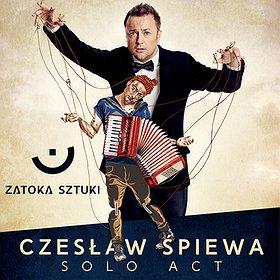 Concerts: Czesław Śpiewa Solo Act