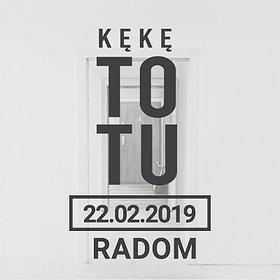 """Koncerty: KęKę """"To Tu"""" - Radom"""