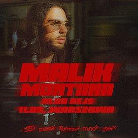Hip Hop / Reggae: Malik Montana | Warszawa