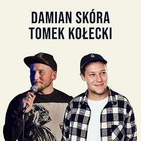 Stand-up: Stand-up Katowice: Tomek Kołecki & Damian Skóra
