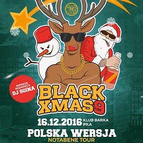 Koncerty: Black X-mas 9 w Pile