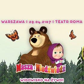 Teatry: Masza i Niedźwiedź