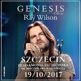 Koncerty: RAY WILSON Genesis Classic - Szczecin