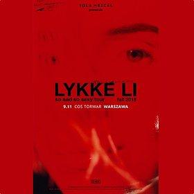 Koncerty: Lykke Li