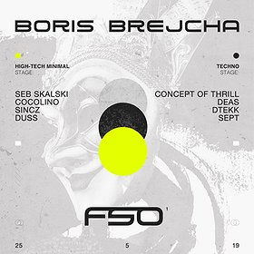 Clubbing: FSO1: Boris Brejcha