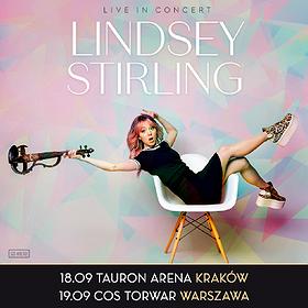 Koncerty: Lindsey Stirling - Kraków