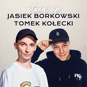 Stand-up: Stand-up w Suwałkach: Tomek Kołecki & Jasiek Borkowski - odwołane