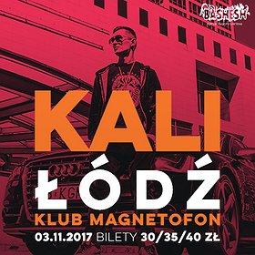 Koncerty: Kali