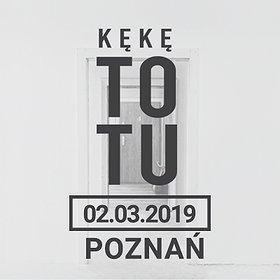 """Concerts: KęKę """"To Tu"""" - Poznań"""